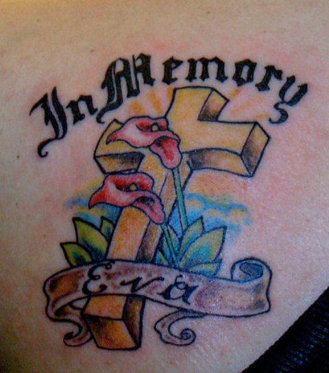 In Memory Tattoo Tattoo Designs Tattoo Pictures