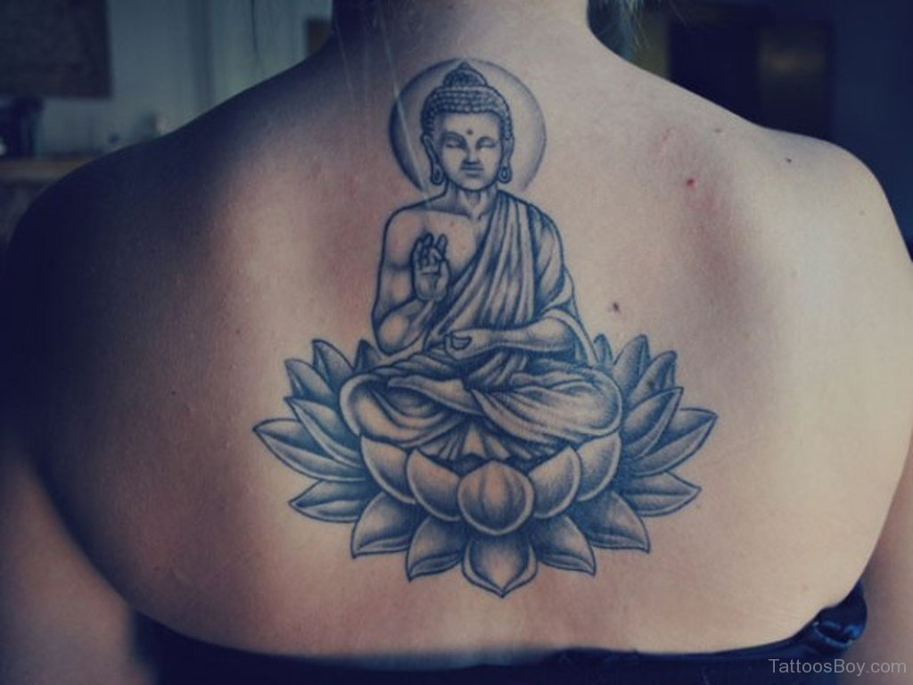 Buddha Tattoo Picture buddha tattoo design on back | tattoo designs, tattoo pictures
