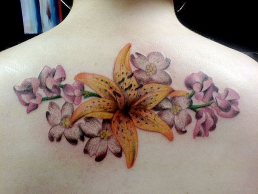 Image result for yellow calla lily tattoo