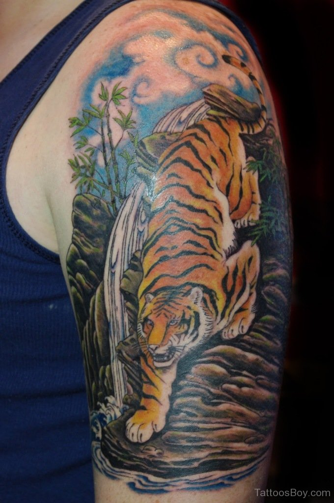 Good Half Sleeve Tattoos For Guys: 15 Best Half Sleeve Tattoo Designs For Men And Women